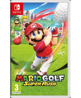 Mario Golf: Super Rush Switch (EU PEGI) (deutsch) [uncut]