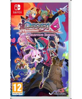 Disgaea 6: Defiance of Destiny Unrelenting Edition Switch (EU PEGI) (englisch) [uncut]