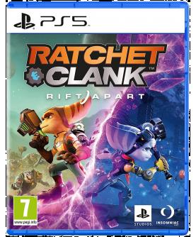 Ratchet & Clank Rift Apart PS5 (PEGI auf Disk) (deutsch) [uncut]