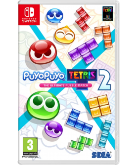 Puyo Puyo Tetris 2 Switch (EU PEGI) (deutsch) [uncut]