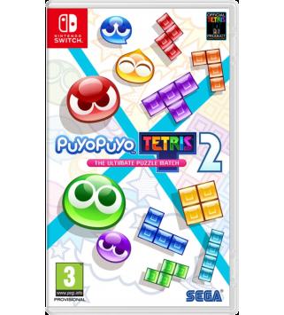 Puyo Puyo Tetris 2 Switch (EU PEGI) (deutsch) [uncut]