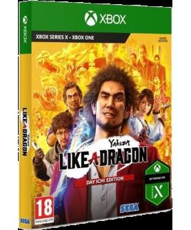 Yakuza: Like a Dragon - Day Ichi Edition - Xbox One (AT PEGI) (deutsch) [uncut]