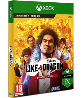 Yakuza: Like a Dragon - Day Ichi Edition - Xbox One (EU PEGI) (deutsch) [uncut]