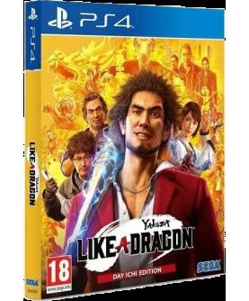 Yakuza: Like a Dragon - Day Ichi Edition - PS4 (AT PEGI) (deutsch) [uncut]