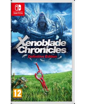 Xenoblade Chronicles Definitive Edition Switch (EU PEGI) (englisch) [uncut]