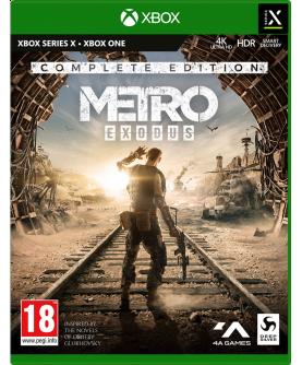 Metro Exodus Complete Edition Xbox Series X / Xbox One (EU PEGI) (deutsch) [uncut]