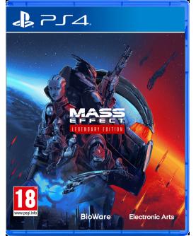 Mass Effect Legendary Edition PS4 (EU PEGI) (deutsch) [uncut]