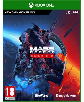 Mass Effect Legendary Edition Xbox One / Xbox Series X (EU PEGI) (deutsch) [uncut]