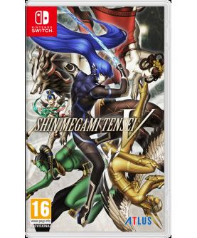 Shin Megami Tensei V Switch (EU PEGI) (englisch) [uncut]