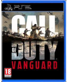 Call of Duty: Vanguard PS5 (EU PEGI) (deutsch)