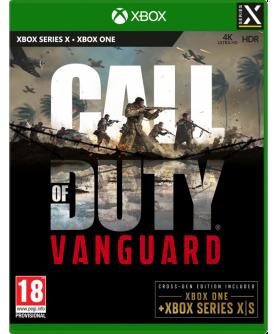 Call of Duty: Vanguard Xbox Series X (EU PEGI) (deutsch)