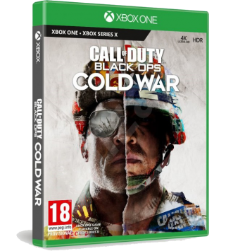 Call of Duty: Black Ops - Cold War Xbox One (AT PEGI) (deutsch) [uncut]