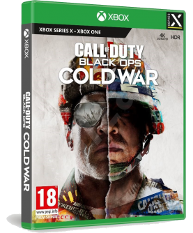 Call of Duty: Black Ops - Cold War XBox Series X (AT PEGI) (deutsch) [uncut]