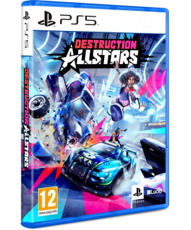 Destruction AllStars PS5 (AT PEGI) (deutsch) [uncut]