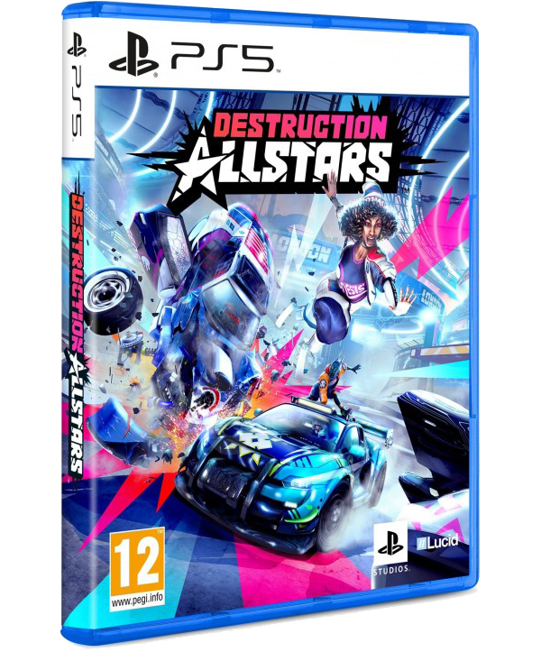 Destruction AllStars PS5 (AT PEGI) (deutsch) [uncut]