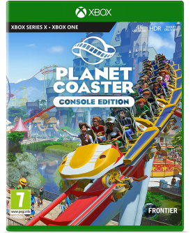 Planet Coaster Xbox One / Xbox Series X (AT PEGI) (deutsch) [uncut]