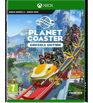 Planet Coaster Xbox One / Xbox Series X (AT PEGI) (deutsch) [uncut]