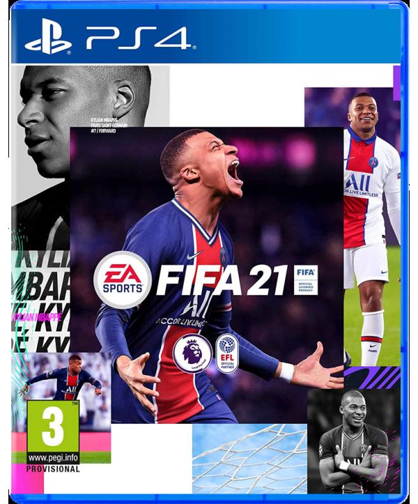 FIFA 21 PS4 (AT PEGI) (deutsch) [uncut]