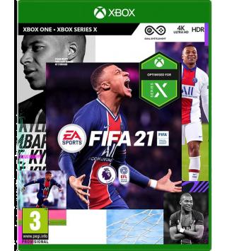 FIFA 21 Xbox One / Xbox Series X (AT PEGI) (deutsch) [uncut]