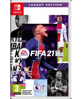 FIFA 21 Switch Legacy Edition (EU PEGI) (deutsch) [uncut]