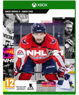 NHL 21 Xbox One / Xbox Series X (AT PEGI) (deutsch) [uncut]