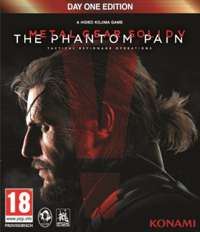 Metal Gear Solid 5: The Phantom Pain D1 Edition PC (Steam-Code, Download) (EU PEGI) (deutsch) [uncut]