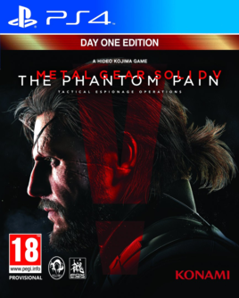 Metal Gear Solid 5: The Phantom Pain D1 Edition PS4 (AT PEGI) (deutsch) [uncut]
