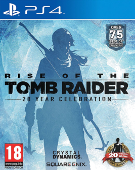 Rise of The Tomb Raider 20 Year Celebration Edition PS4 (PSVR) (AT PEGI) (deutsch) [uncut] + Limitiertes Artbook