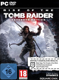 Rise of The Tomb Raider PC (Steam-Code, Download) (EU PEGI) (deutsch) [uncut]