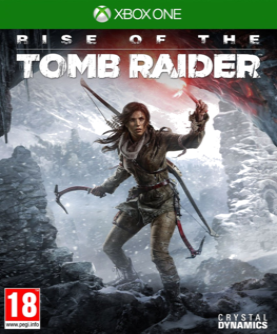 Rise of The Tomb Raider Xbox One (AT PEGI) (deutsch) [uncut]
