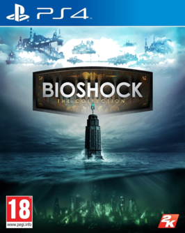 BioShock: The Collection PS4 (AT PEGI) (deutsch) [uncut]