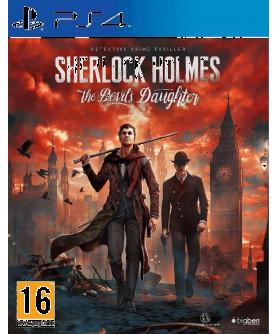 Sherlock Holmes: The Devil's Daughter PS4 (EU PEGI) (deutsch) [uncut]