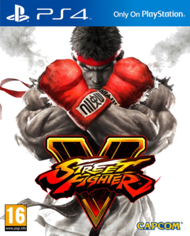 Street Fighter V PS4 (AT PEGI) (deutsch) [uncut]