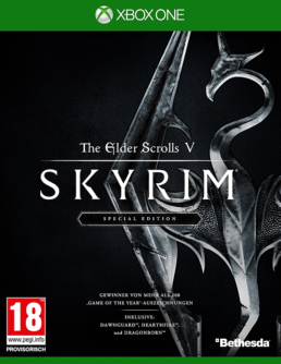 The Elder Scrolls V: Skyrim Special Edition Xbox One inkl. 3 Add-Ons (AT PEGI) (deutsch) [uncut]
