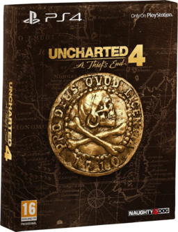 Uncharted 4: A Thief's End PS4 Special Edition (EU PEGI) (deutsch) [uncut]