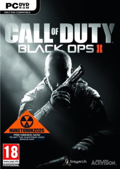 Call Of Duty: Black Ops 2 PC (Steam-Code, Download) (EU PEGI) (deutsch) [uncut]