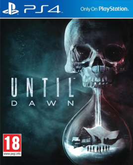 Until Dawn PS4 (EU PEGI) (deutsch) [uncut]