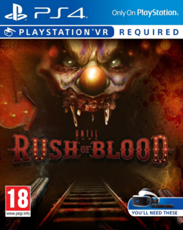 Until Dawn: Rush of Blood PS4 (PlayStation VR) (AT PEGI) (deutsch) [uncut]