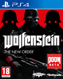 Wolfenstein - The New Order PS4 (UK PEGI) (englisch) [uncut]