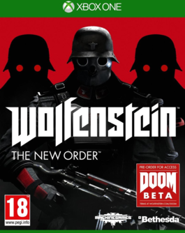 Wolfenstein - The New Order Xbox One (UK PEGI) (englisch) [uncut]