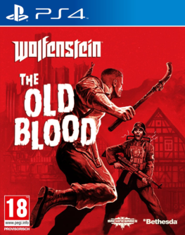 Wolfenstein: The Old Blood PS4 (UK PEGI) (englisch) [uncut inklusive Symbolik]