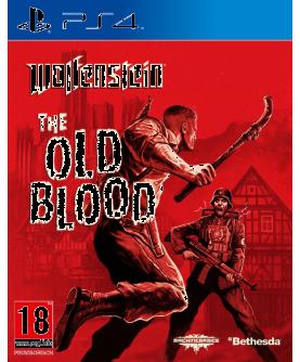 Wolfenstein: The Old Blood PS4 (UK)