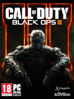 Call Of Duty: Black Ops 3 PC (Steam-Code, Download) (EU PEGI) (deutsch) [uncut]