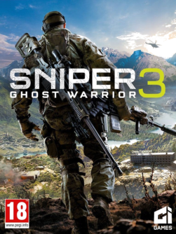 Sniper: Ghost Warrior 3 PC (Steam-Code, Download) (EU PEGI) (deutsch) [uncut]