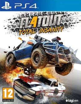 FlatOut 4: Total Insanity PS4 (EU PEGI) (deutsch) [uncut]