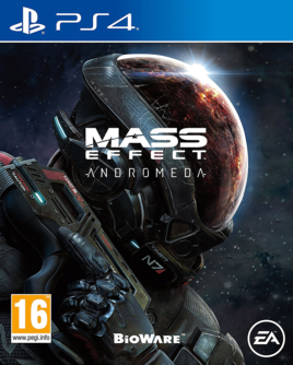 Mass Effect: Andromeda PS4 (EU PEGI) (deutsch) [uncut]