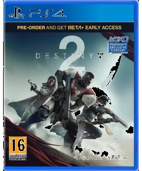 Destiny 2 PS4 (EU PEGI) (deutsch) [uncut] + Kaltherz Waffen-DLC