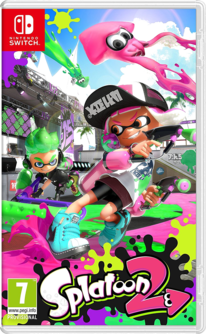 Splatoon 2 Switch (EU Version) (deutsch) [uncut]