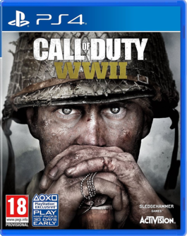 Call of Duty: WWII PS4 (UK PEGI) (englisch) [uncut inklusive Symbolik]