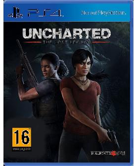 Uncharted: The Lost Legacy PS4 (EU PEGI) (deutsch) [uncut] + Jak & Daxter Precurser Legacy DLC